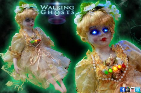 Haunted Doll EMF Electrostatic Trigger Object Ghost Hunt Tool Jane